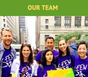 KEEN USA Staff and Board